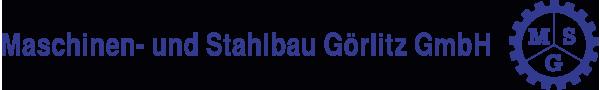 Maschinen- und Stahlbau Görlitz GmbH | Stanzen, Biegen, Drehen, Fräsen, Blechbearbeitung, MAG-Schweißen, Stahlbauarbeiten